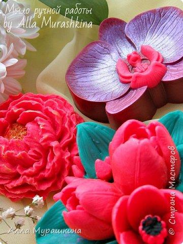 Здравствуйте, дорогие мастера! Вот и наступила долгожданная весна! Впереди 8 марта! Захотелось сотворить что-нибудь яркое и красивое! фото 5