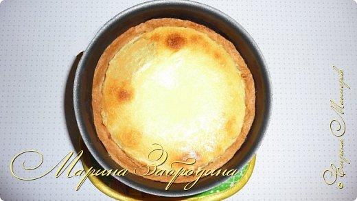 В данном пироге мало теста и много начинки. Очень вкусный. Для любителей творожных пирогов в самый раз. Рецепт взят из книги немецкой кухни фото 8