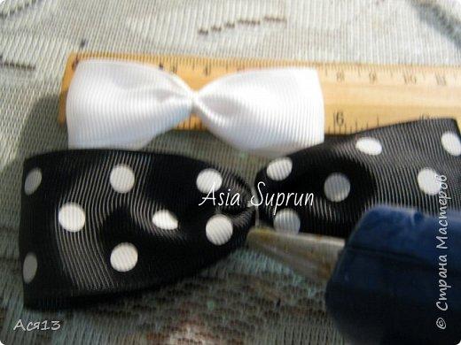 Сделала галстук бабочку для сынули на утренник, если есть уже подобный мастер класс,то я удалю ( может плохо искала) итак приступим фото 7