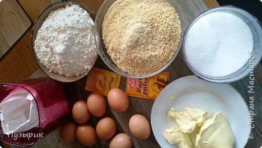 Популярное немецкое печенье Нуссеккен. В моем рецепте используются белки.  фото 2