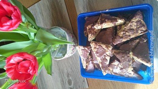 Популярное немецкое печенье Нуссеккен. В моем рецепте используются белки.  фото 1