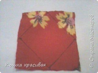 Сегодня я расскажу, как сделать очень простые, но эффектные цветы для заколок и других украшений.  фото 6