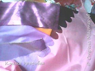 Сегодня я расскажу, как сделать очень простые, но эффектные цветы для заколок и других украшений.  фото 2