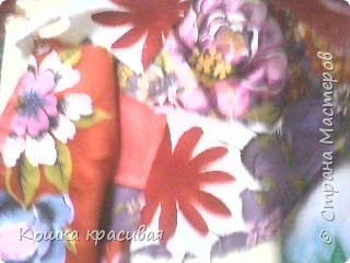 Сегодня я расскажу, как сделать очень простые, но эффектные цветы для заколок и других украшений.  фото 3