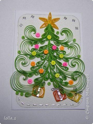 Новогодние шоколадницы и открытки фото 2