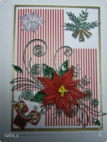 Новогодние шоколадницы и открытки фото 3
