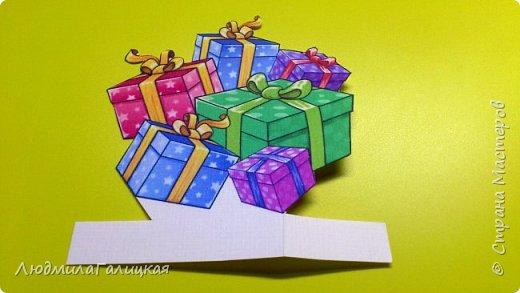 8 марта! Прекрасный весенний праздник,когда все вокруг веселые, дарят подарки  женщинам и обещают исполнить все желания! Воспользуемся  этим и сделаем себе ( или подружке) еще  один подарочек- веселого клоуна с подарками, ведь что может быть веселее клоунов и приятнее подарков??? фото 5