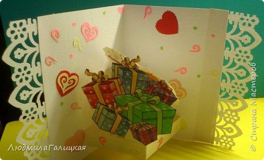 8 марта! Прекрасный весенний праздник,когда все вокруг веселые, дарят подарки  женщинам и обещают исполнить все желания! Воспользуемся  этим и сделаем себе ( или подружке) еще  один подарочек- веселого клоуна с подарками, ведь что может быть веселее клоунов и приятнее подарков??? фото 3