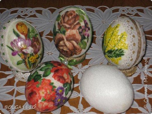 Мастер-класс Поделка изделие Пасха Моделирование конструирование Заготовка для яиц быстро и недорого Клей Салфетки Скорлупа яичная фото 1