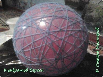 Вот такие шары у меня получились... фото 7