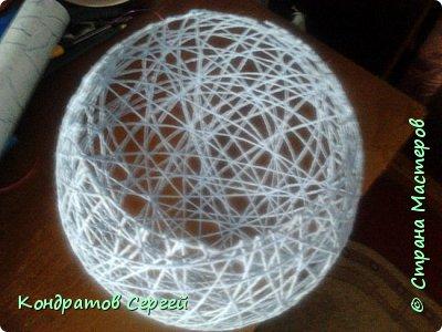 Вот такие шары у меня получились... фото 10