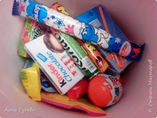 Такой кулек - оригинальный способ преподнести подарок - сладости, игрушки, разные мелочи. фото 7