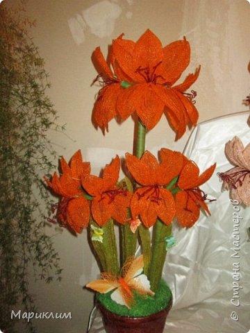 мои цветы из бисера новые работы фото 3