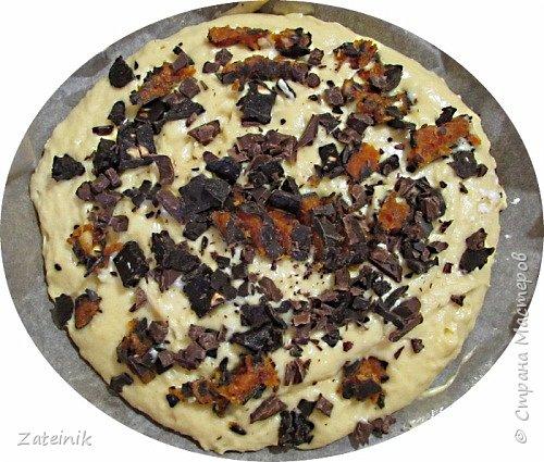 """Торт с конфетами """"Курага и чернослив в шоколаде""""  фото 3"""