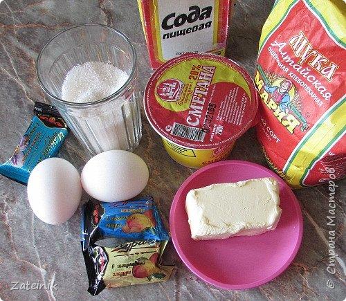 """Торт с конфетами """"Курага и чернослив в шоколаде""""  фото 2"""