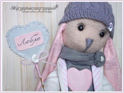 Милая Зая) Очень романтичная, скромная и главное Любвеобильная!!!  Короче, я ее ОБОЖАЮ!!!))  фото 1