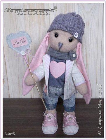 Милая Зая) Очень романтичная, скромная и главное Любвеобильная!!!  Короче, я ее ОБОЖАЮ!!!))  фото 4