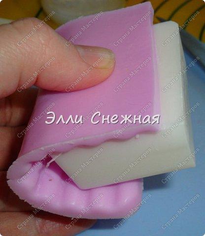 Сегодня я покажу как сделать мыло-книжку из подручных средств. фото 11