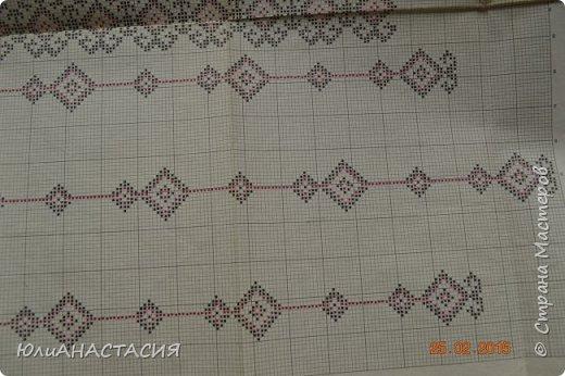 Женская вышиванка фото 5
