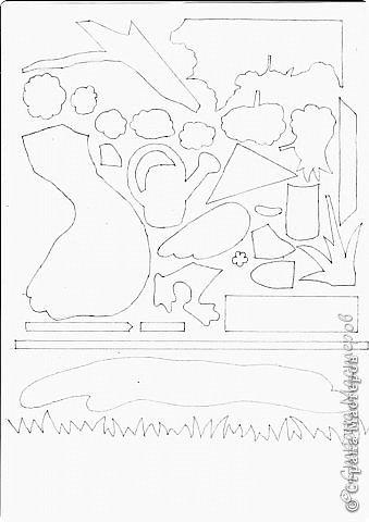 Зеленый попугай (подвеска). фото 28