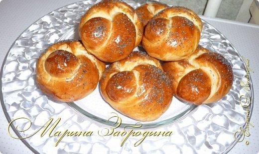 Сегодня я хочу предложить вашему вниманию булочки к завтраку. Очень вкусные, сладкие и нежные фото 1