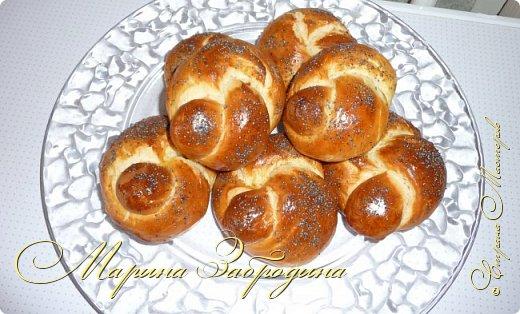 Сегодня я хочу предложить вашему вниманию булочки к завтраку. Очень вкусные, сладкие и нежные фото 8