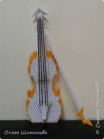 Подруга попросила сделать подарок для мамы, которая играет на скрипке.... фото 2