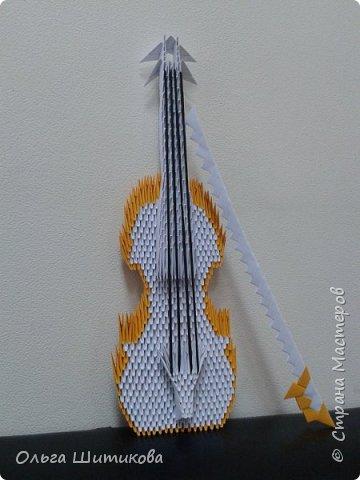 Подруга попросила сделать подарок для мамы, которая играет на скрипке.... фото 3
