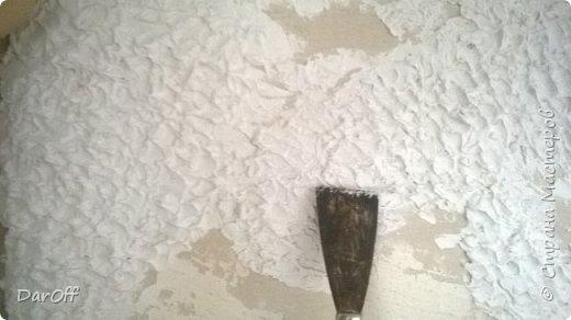 Видео Интерьер Мастер-класс Боже как же долго   - Моя новая кухня - Часть щестая - Объемная картина на стене Павлины в  лесу   фото 23