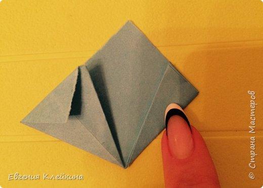 Здравствуйте, хочу вам предложить свою версию кусудамы, как украшение для интерьера. фото 16