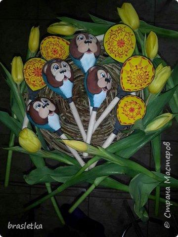Мишки-Комы У меня уже готов для тебюя букет Комов! Очень свежие Комы-они не вянут, как цветы!  фото 2