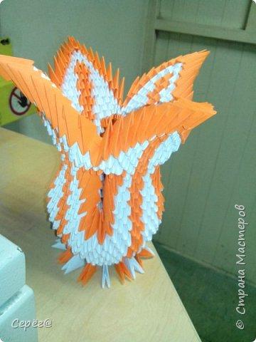 модульных изделий оригами