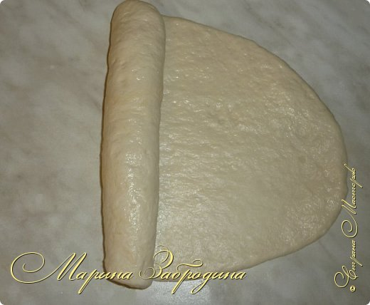 Кулинария Мастер-класс Рецепт кулинарный Батоны домашние Тесто для выпечки фото 8