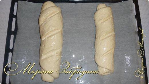 Кулинария Мастер-класс Рецепт кулинарный Батоны домашние Тесто для выпечки фото 10