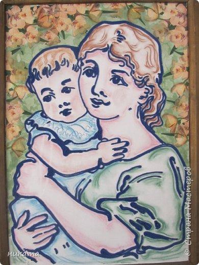 Материская любовь фото 2