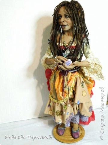 Текстильная кукла размер 62 см сделана из капрона, наполнитель синтепон. Тео Дальма персонаж из фильма Пираты Карибского моря. фото 2
