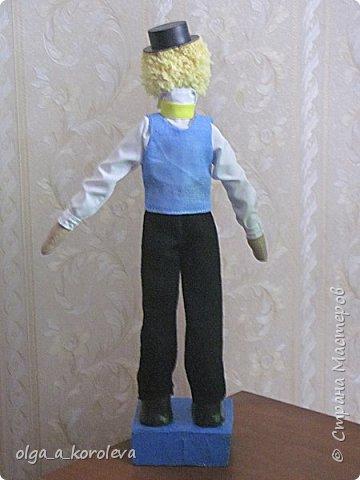 Куклы в национальных шведских костюмах фото 2