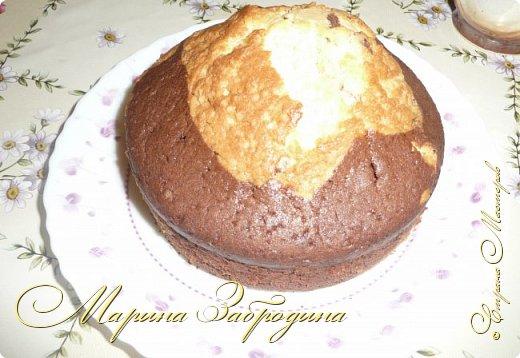 Всем привет! Готовлю сегодня вкусный кекс с какао. Делюсь очень простым рецептом в приготовлении. Рецепт взят из инструкции к моей хлебопечке Panasonic. фото 11
