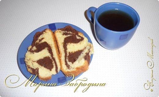 Всем привет! Готовлю сегодня вкусный кекс с какао. Делюсь очень простым рецептом в приготовлении. Рецепт взят из инструкции к моей хлебопечке Panasonic. фото 1