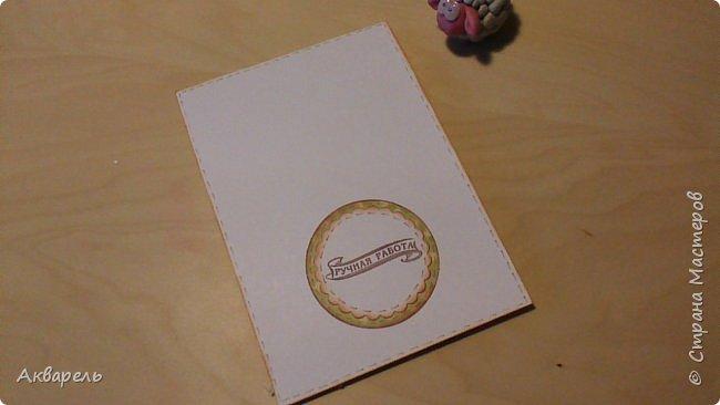 Первая партия открыток к Пасхе. Как всегда аккуратненько и по детски. Ну что же, наверное это мой стиль. фото 5