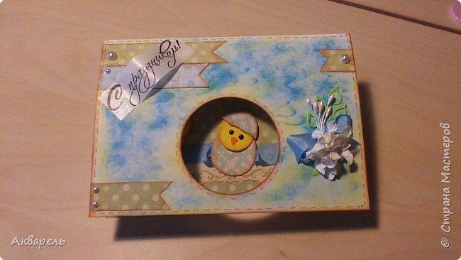 Первая партия открыток к Пасхе. Как всегда аккуратненько и по детски. Ну что же, наверное это мой стиль. фото 12