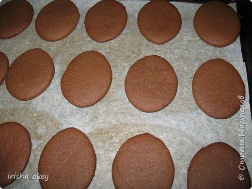 Кулинария Мастер-класс Пасха Рецепт кулинарный Пасхальные пряники  дубль 2 + небольшой МК Продукты пищевые фото 5