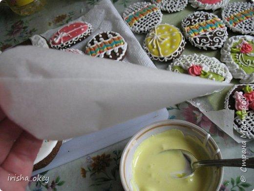Кулинария Мастер-класс Пасха Рецепт кулинарный Пасхальные пряники  дубль 2 + небольшой МК Продукты пищевые фото 11