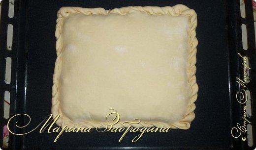 Кулинария Мастер-класс Рецепт кулинарный Пирог с мясной начинкой Продукты пищевые фото 9