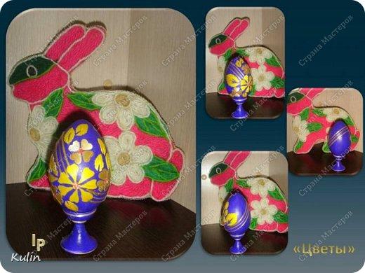 Вот они... пасхальные сувенирные яйца,пока все вместе! фото 3