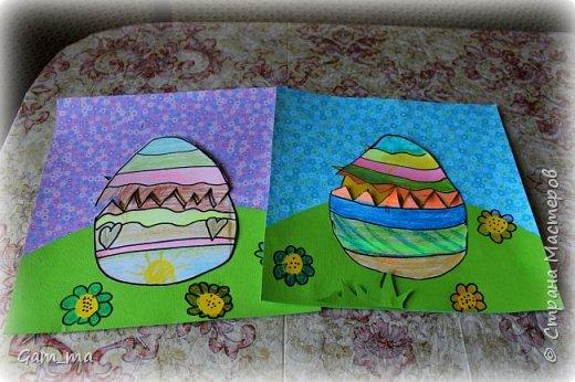 Пасхальные открытки с сюрпризом. фото 3