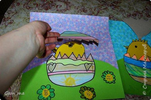 Пасхальные открытки с сюрпризом. фото 7