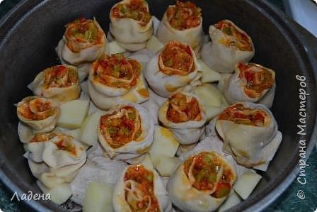 Кулинария Мастер-класс Рецепт кулинарный Курица между супом и вторым блюдом  Продукты пищевые фото 18