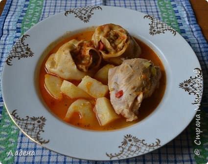 Кулинария Мастер-класс Рецепт кулинарный Курица между супом и вторым блюдом  Продукты пищевые фото 22