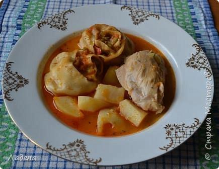 Кулинария Мастер-класс Рецепт кулинарный Курица между супом и вторым блюдом  Продукты пищевые фото 1
